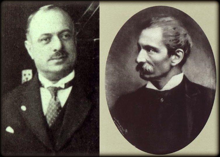 Alfredo Rocco e Giuseppe Zanardelli